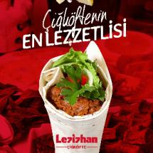Lezizhan Çiğköfte bayilik ilanına giden bağlatı