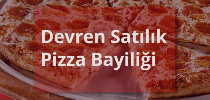 Devren Satılık Pizza Restoranları