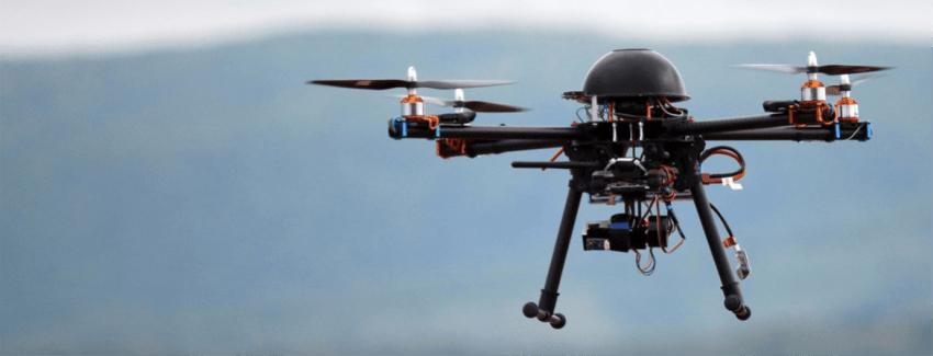 Dronelar Girişimcilere Farklı Alternatifler Sunuyor