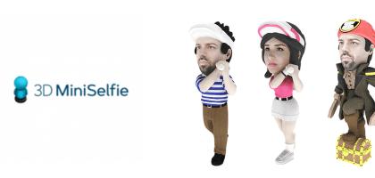 Yepyeni Bir Bayilik Fırsatı: 3D MiniSelfie 3 Boyutlu Modelleme ve Yüz Tanıma