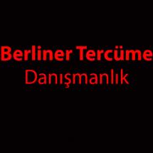 BERLINER TERCÜME & DANIŞMANLIK Bayilik