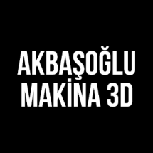 Akbaşoğlu Makine 3d Bayilik