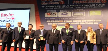 Avrupa Franchise Federasyonu  Başkan Yardımcısı Türkiye'den seçildi