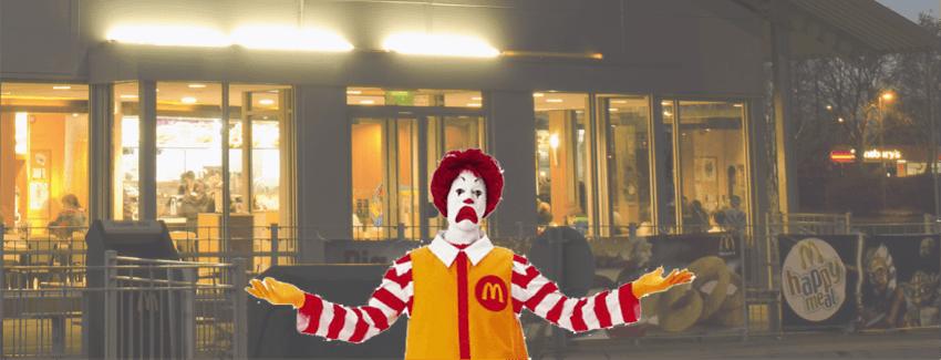 McDonald's Efsanesinin Sonu Mu Geliyor?