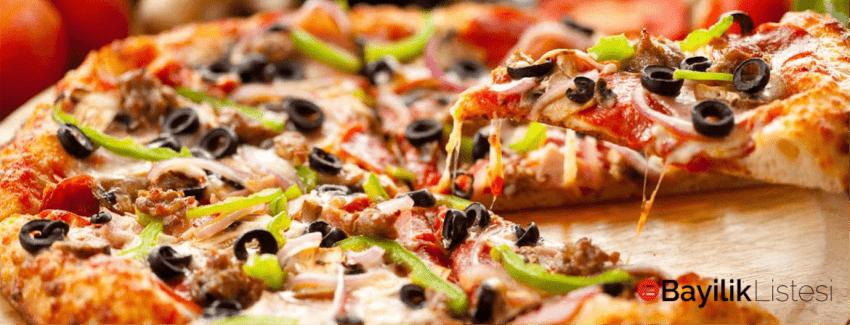 Pizza Franchise Fırsatları Yatırımcıları Cezbediyor