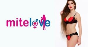 Mite Love Kırmızı Sütyen Takımı Dolgulu Destekli ML2253
