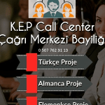 Kep Call Center Bayilik