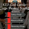 kep call center Bayilik
