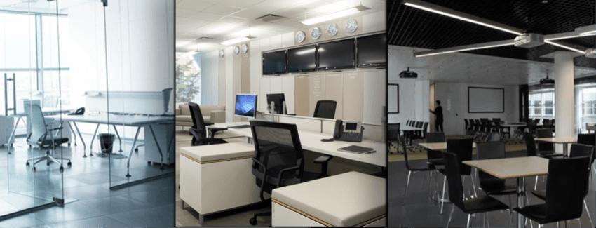 IMOB Fuarı'nda Bu Sene Akıllı Ofis Mobilyaları Görücüye Çıkacak