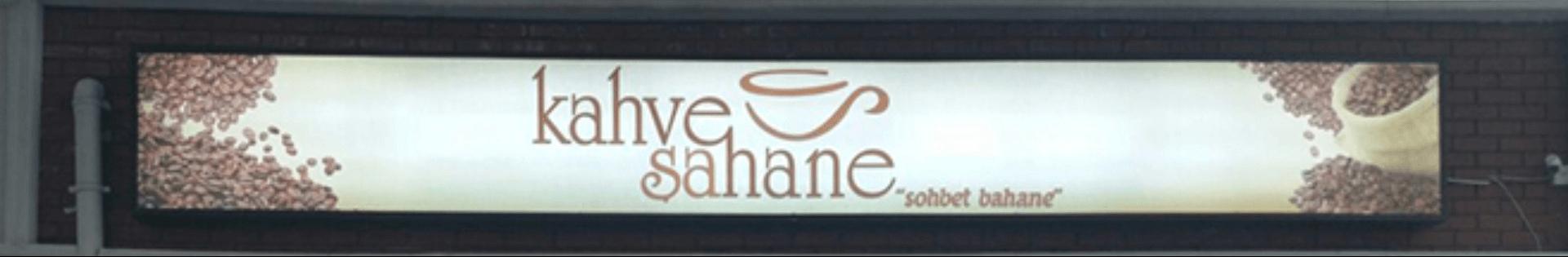 Kahve Şahane