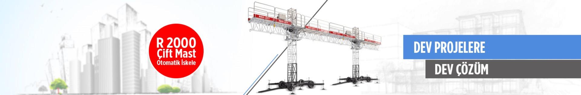 Reo Lift Otomatik İskele Sistemleri
