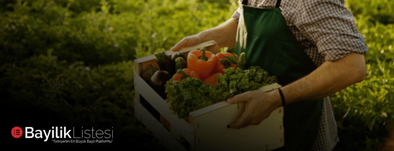 Organik Ürün Bayilikleri