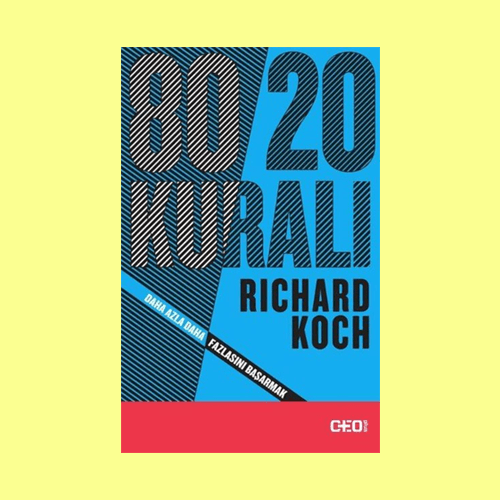 80/20 İlkesi – Richard Koch