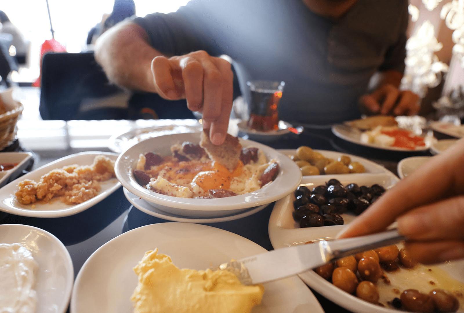 Kahvaltı Sofrası