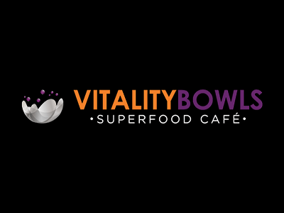 Vitality Bowls Enterprise Logosu
