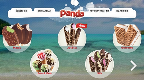 Panda Dordurma
