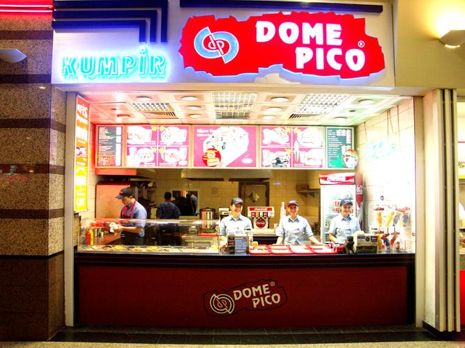 Dome Pico Kumpir Bayilik – Bayilik bilgileri
