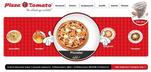 Pizza Tomato Bayilik – Franchise Bilgileri