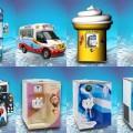 Soft dondurma ve frozen yoğurt Makinaları Bayilik