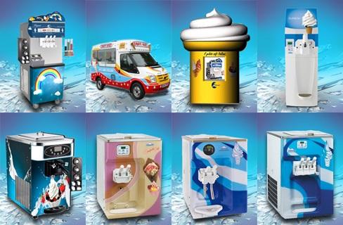 Bng Tech, Soft dondurma ve frozen yoğurt Makinaları Bayilik