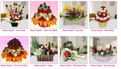 Magic Fruit Flowers Bayilik – Meyve Sepeti Bayilik