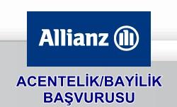Allianz Sigorta Bayilik - Sigorta Acentelik Başvurusu