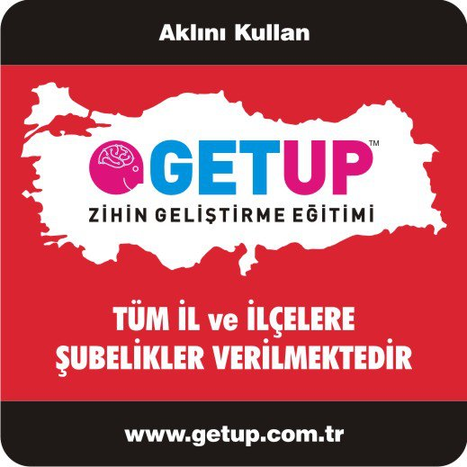 Getup ZGE Bayilik – Getup Zihin Geliştirme Eğitimi