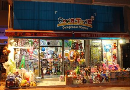 Roy's Toy's Oyuncak Mağazaları