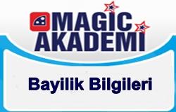 Magic Akademi Pizza Bayilik ve Bayilik Şartları