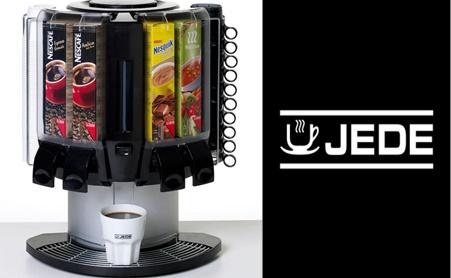 Jede bayilik – Jede Kahve Otomatları