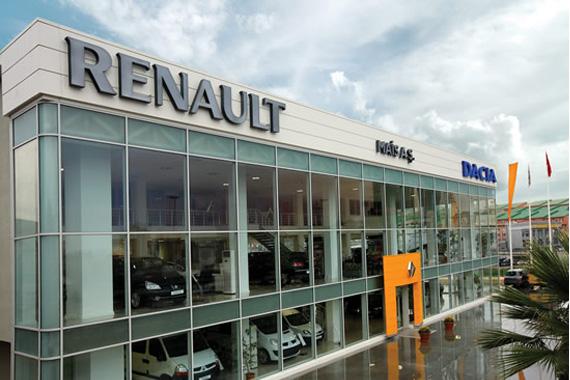 Renault Bayilik ve Renault Bayilik Şartları