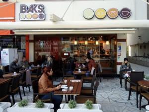 Baks cafe