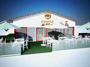 O Waffle Bayilik Ä°sletme Modeli