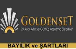 Goldenset Altın Kaplama Bayilik Veriyor