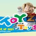 Toyzi Toy's Oyuncak Bayilik Veriyor