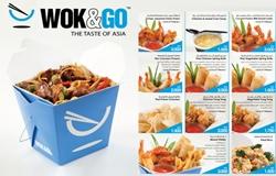 Noodle Konsepti Wok & Go Türkiye'ye Açılmak İstiyor