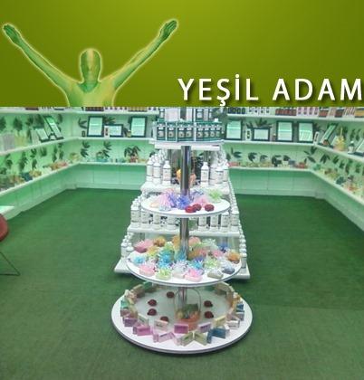 Yeşil Adam Sağlık, Kozmetik ve Parfüm Bayilikleri Veriyor