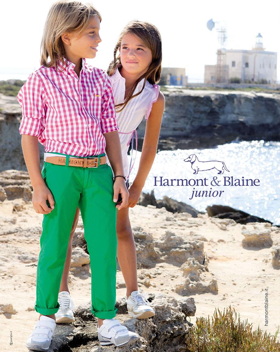 Harmont & Blaine Kids Çocuk Giyim Bayilik Veriyor