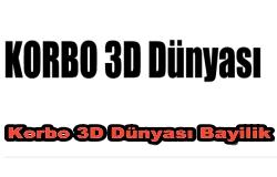 Korbo 3D Dünyası Bayilik ve Bayilik Şartları