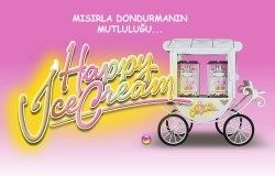 Happy Ice Cream Soft Dondurma Bayilik ve Şartları