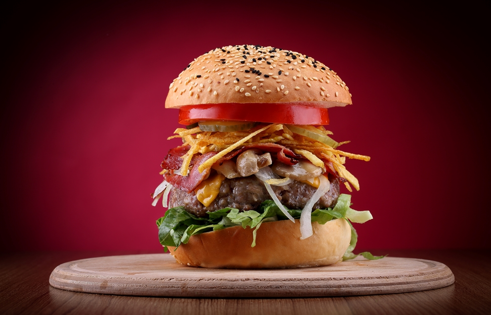 Burger@'ten tüm burgerleri unutturacak eşsiz lezzet; Fat Burger!