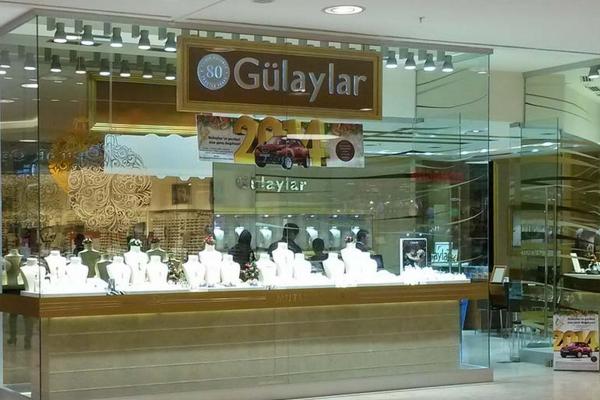 Gülaylar Mağaza Bayilik