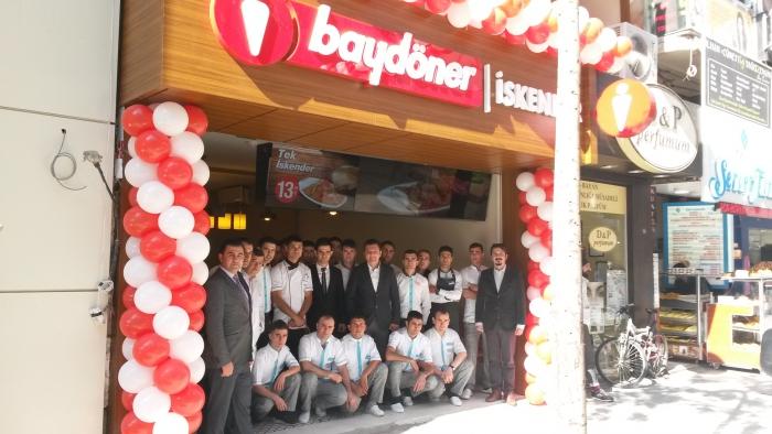 Baydöner İskender'den Yeni Bir Restoran Daha!