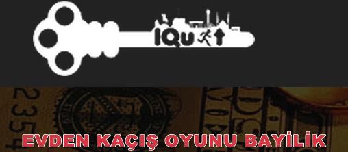 IQuit Ankara Evden Kaçış Oyunu Bayilik ve Bayilik Şartları