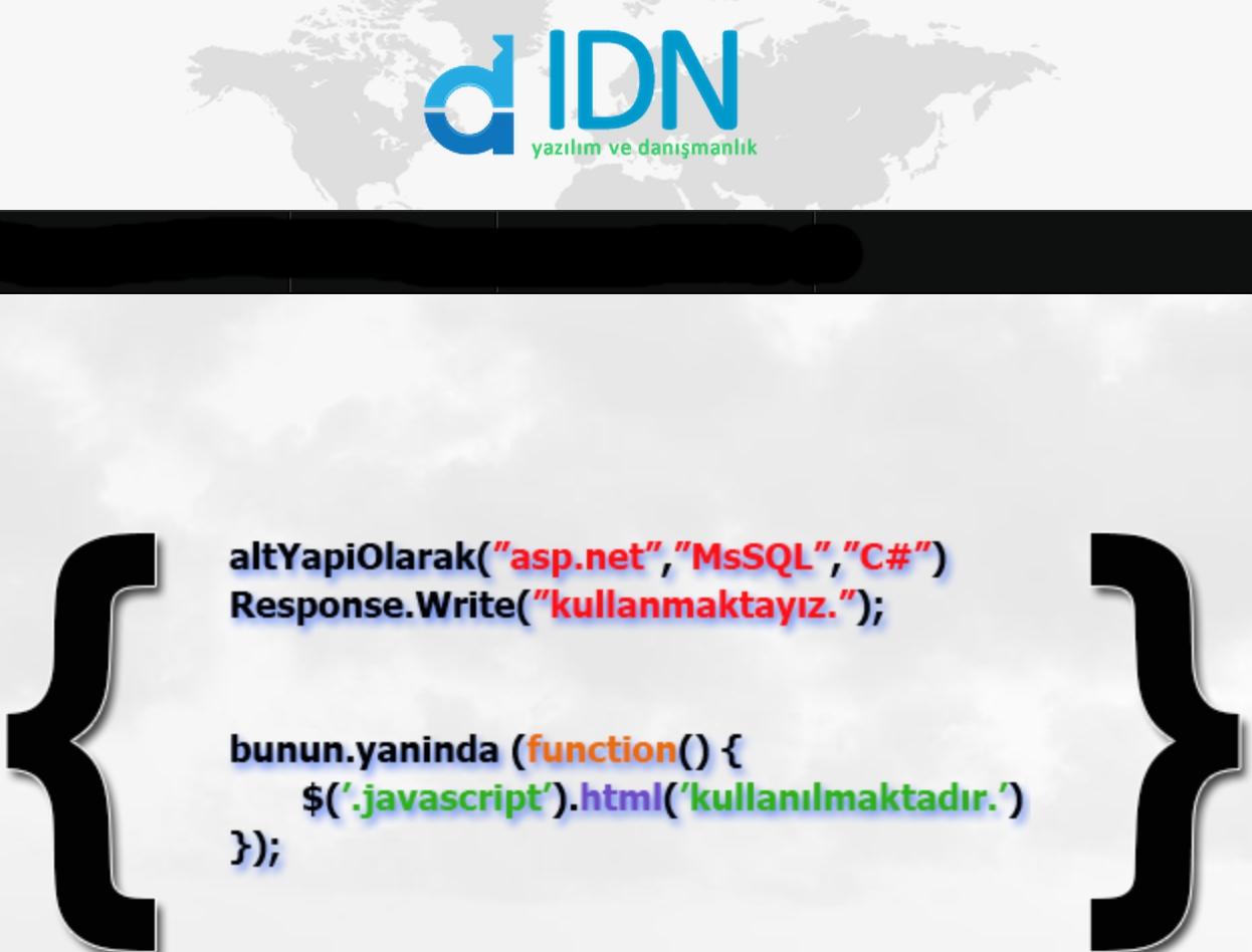 IDN Yazılım ve Danışmanlık Hizmetleri Bayilik Veriyor