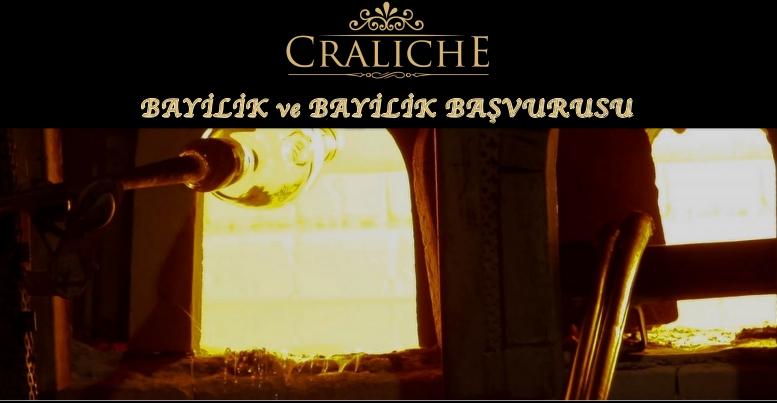 CralichE Cam Bayilik ve Bayilik Başvurusu