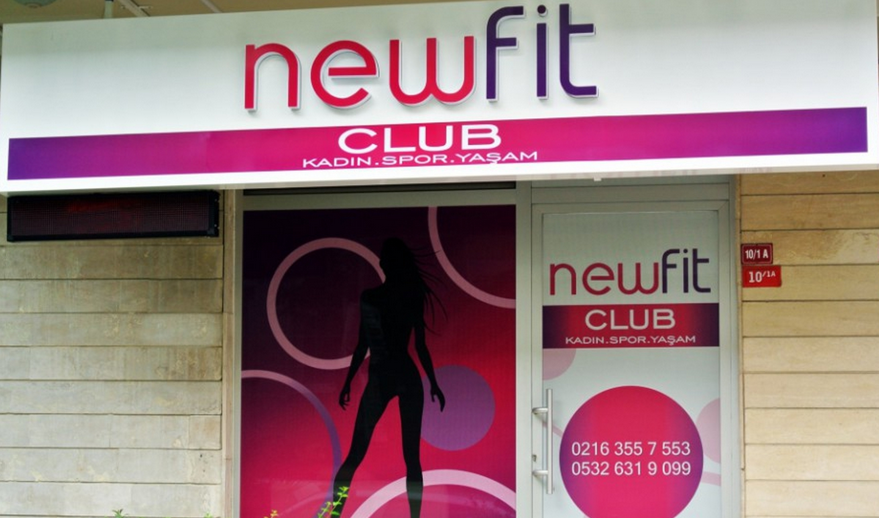 NewFit Club Bayilik ve Bayilik Şartları