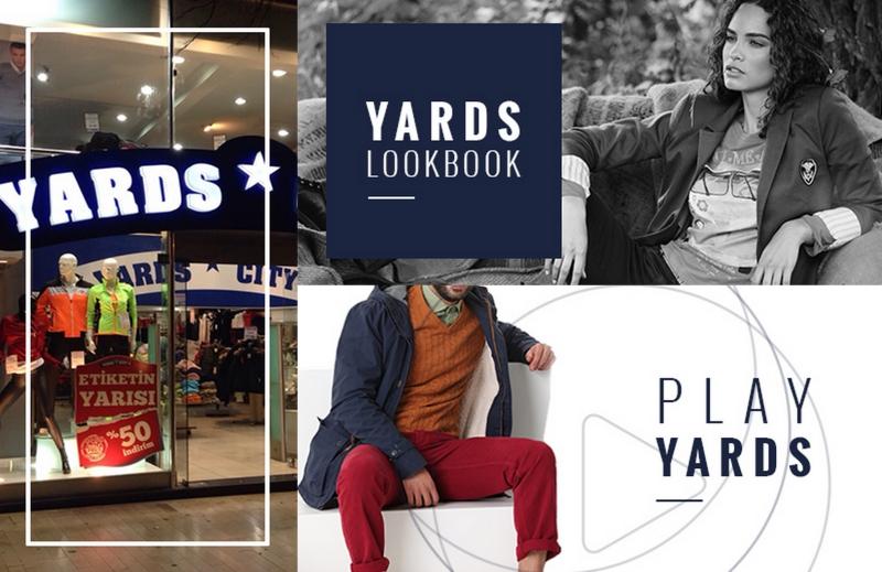 Yards City's Giyim Bayilik ve Bayilik Başvurusu