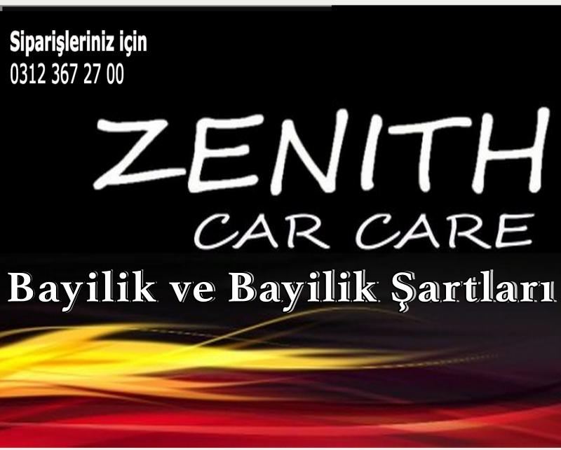 Zenith Oto Temizlik ve Bakım Ürünleri Bayilik Veriyor