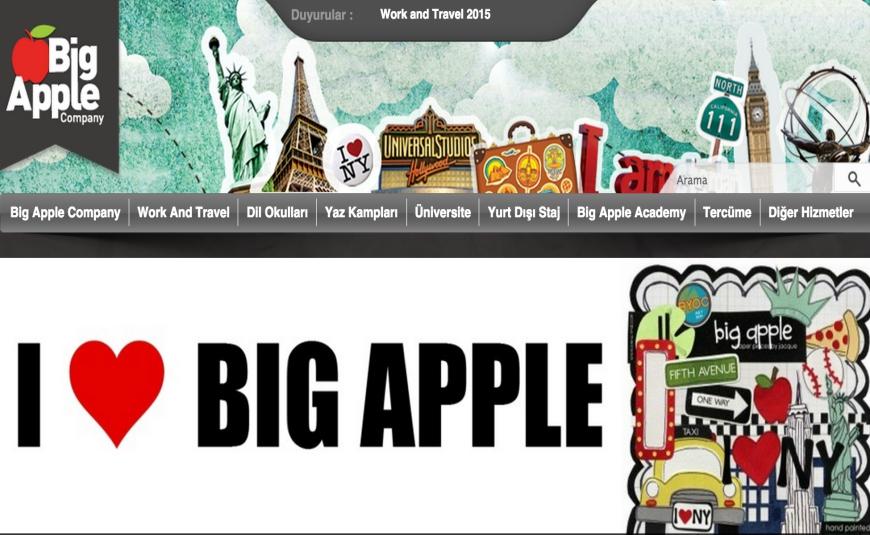 Big Apple Company Bayilik ve Bayilik Başvurusu